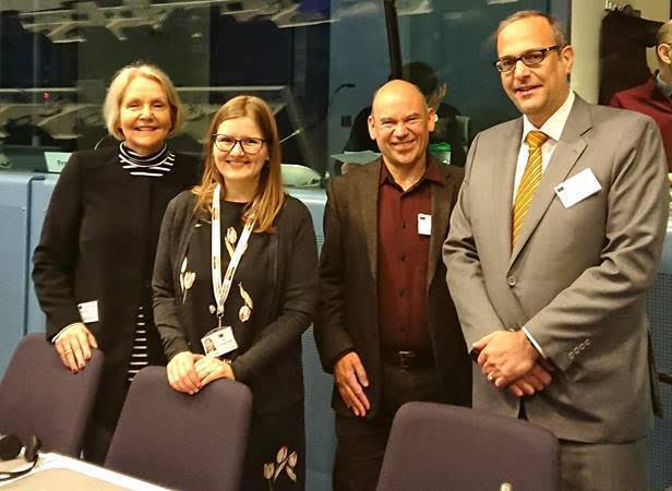 CCE participates at EU Working Group on Cosmetics Brussels