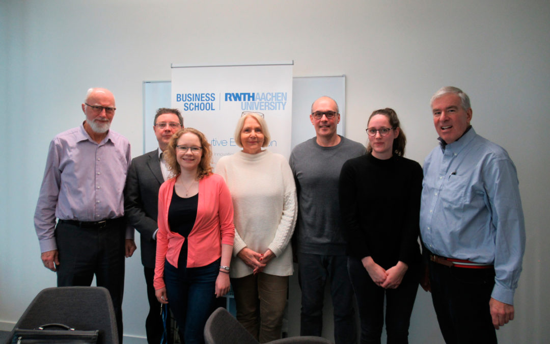 CCE WG Safety Assessment meets with RWTH