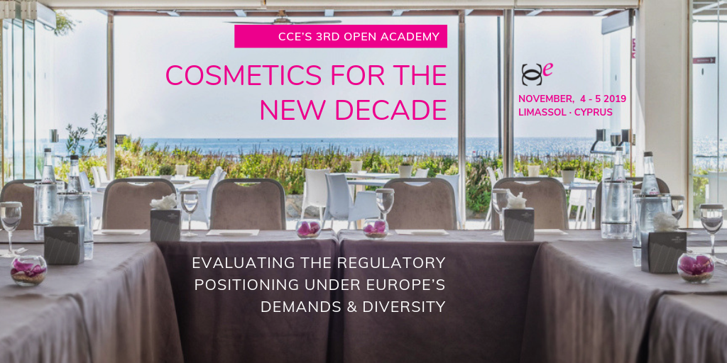 Cosmetics Consultants Europe | Association for the Cosmetic
